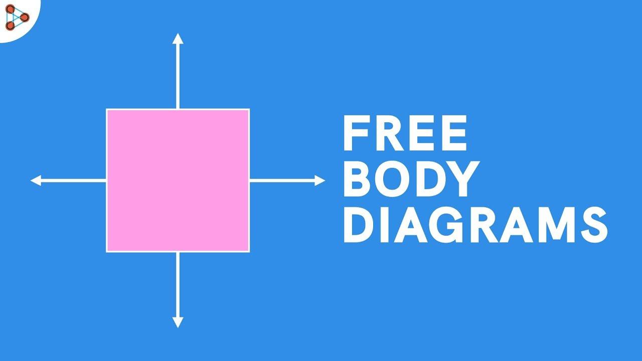 physics force free body diagrams [ 1280 x 720 Pixel ]
