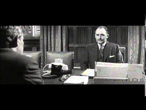 No Love for Johnnie (1961) - PM questions