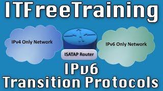 IP Transition in depth