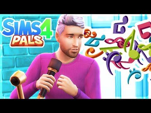 PALS KARAOKE PARTY!! - Sims 4 Pals