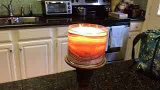 "BBW ""Joy"" Candle review"
