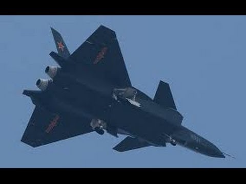 China ADVANCED STEALTH AIRCRAFT J 20 Better than F-22