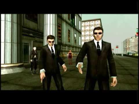 The Matrix Online - Zion Teaser (1 of 3)
