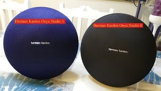 Harman Kardon Onyx Studio 3 Vs Onyx Studio 4 Sound Test