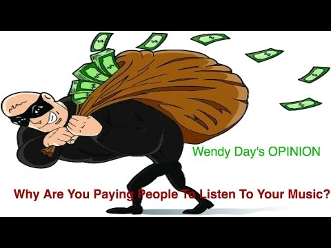 Paying Folks To Listen To Your Music | Wendy Day Hates When Artists Are Jacked Out Of Money