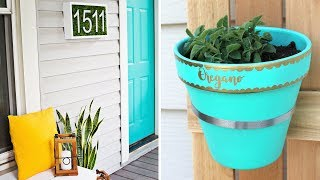 6 DIY Ideas to Create an Amazing Porch