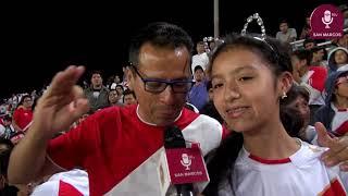 Tema: Selección peruana clasifico al Hexagonal Final - Sudamericano Sub 17