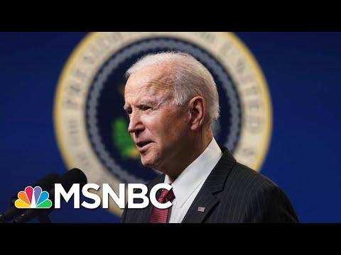 Trump's Impeachment Over, Biden Pushes Ahead On His Agenda   The 11th Hour   MSNBC