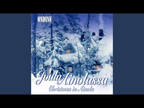 5 Christmas Songs, Op. 1 (arr. T. Lehtovaara) : No. 1. Joulu saapuu portin luo (Nu star jul vid...