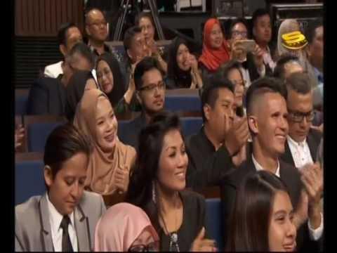 Beto Kusyairy Menang Pelakon Lelaki Terbaik Drama Bersiri Pesta Perdana 2017