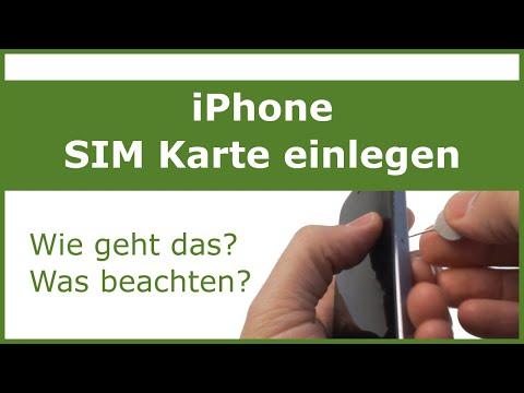 Iphone 7 Sim Karte Einlegen.Iphone 7 Sim Karte Einlegen Sim Richtig Wechseln Apple Iphone7