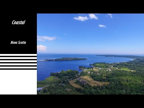 NOVA SCOTIA  Coastal South Shore 2017
