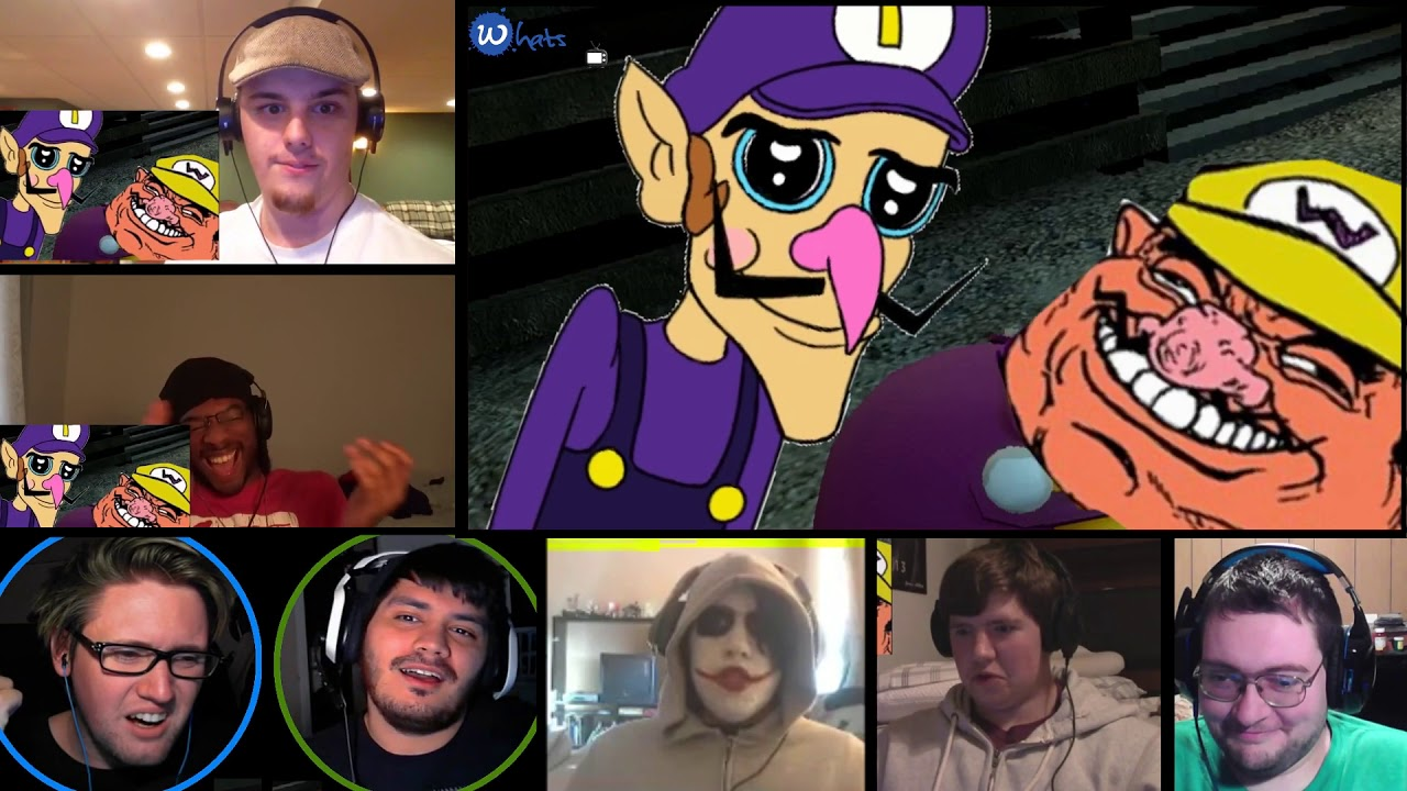Download SM64 halloween 2015: The 2Spooky story REACTIONS MASHUP