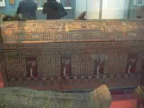 egyptian mummies coffins - photo #17
