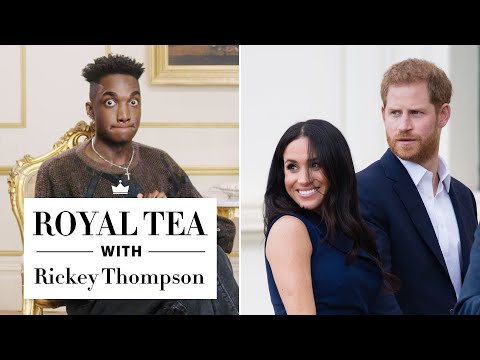 Rickey Thompson Breaks Down the Royal Family Tree  Royal Tea  Harper&39;s BAZAAR
