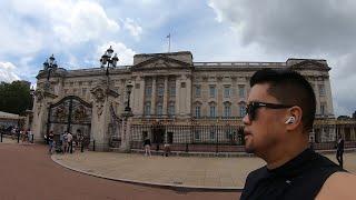 A quick jog around London