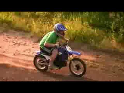 90cc Dirt Bike Fun Youtube