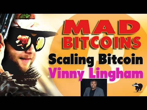 Vinny Lingham aka Bitcoin Ghandi speaks on scaling debate, We need to come together to scale because in the end we all want bitcoin to succeed