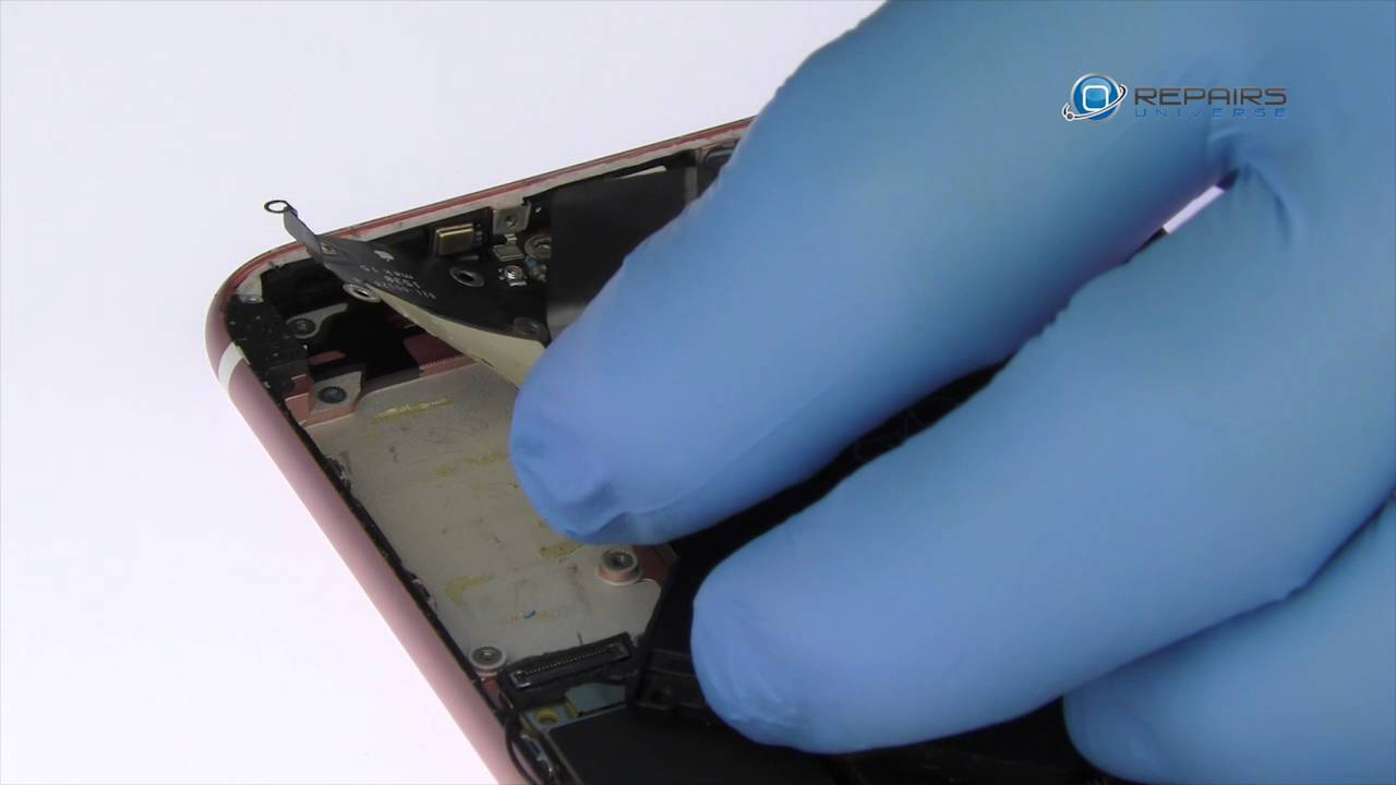 Iphone 6s Plus Lightning Connector And Headphone Jack Repair Repairsuniverse