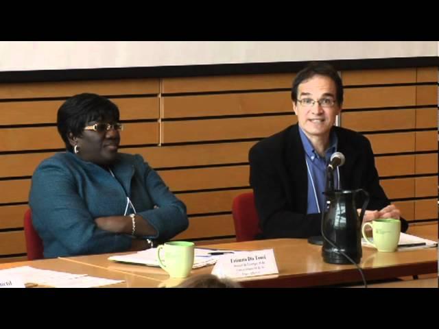F. Anctil,  F. Dia Touré, A. Olivier, L. Robert - Changements environnementaux (2/4)