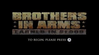 Brothers in Arms: Earned in Blood Wii Gameplay