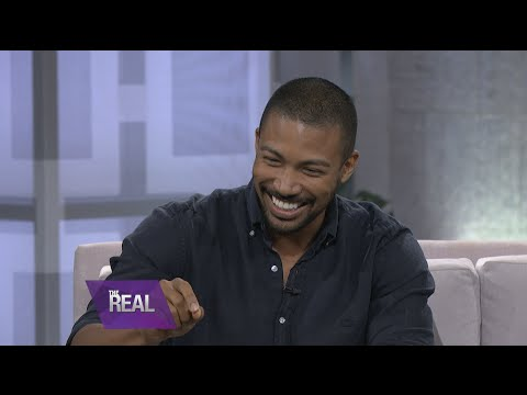 Charles Michael Davis Is on the Market, Ladies!