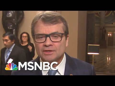 Dem Lawmaker Suggests Erik Prince And Trump Jr. Lied To Congress | The Beat With Ari Melber | MSNBC