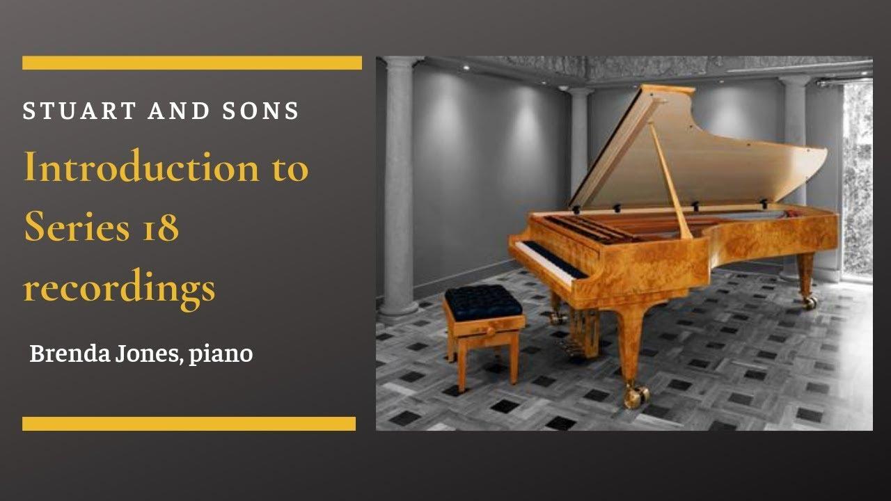 STUART & SONS - Stuart & Sons Handcrafted Grand Pianos