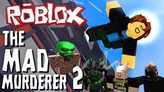 The FGN Crew Plays: ROBLOX - The Mad Murderer 2 (PC)