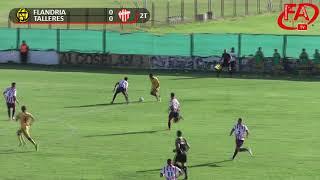 FATV 18/19 Fecha 23 - Flandria 2 - Talleres 0