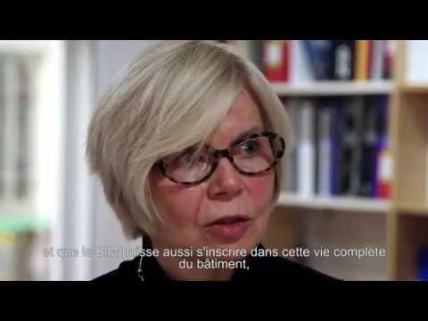 Interview de Catherine HALL sur le BIM