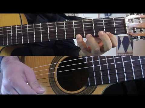 Gitar Dersi - Vazgeç Gönül(Piiz Cover)