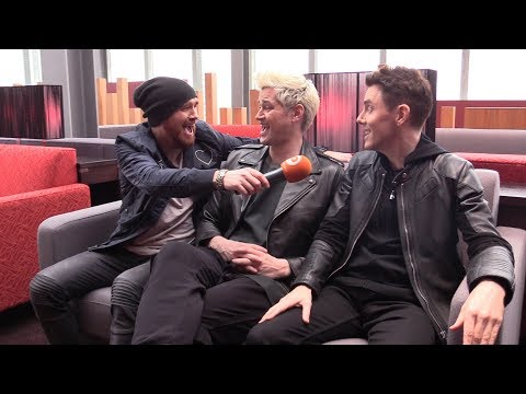 The Script tell us why they love their Irish fans