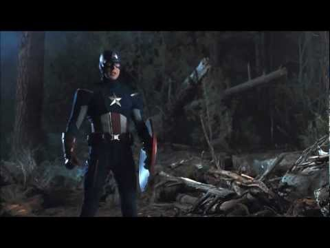 Thor Puts His Hammer Down - The Avengers HD