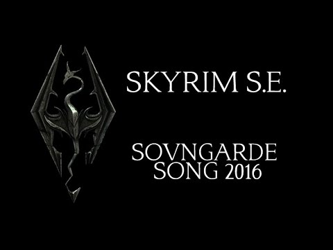 SOVNGARDE SONG 2016 (Skyrim SE) by Miracle Of Sound