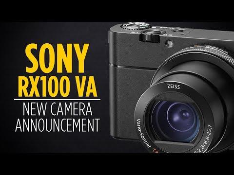 Sony RX100 VA Announcement