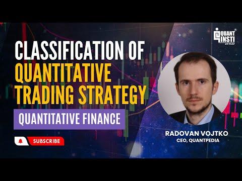 Quantitative trading strategy forex blog articles