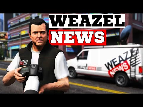КАК ВСТУПИТЬ В Weazel News в GTA 5 RP | Профессии в Weazel News | ЭКЗАМЕН В GTA 5 RP