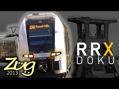 Der RRX - Ein Mittel Gegen Bahn Verspätungen Im Rhein-Ruhr Gebiet?   Die DOKU