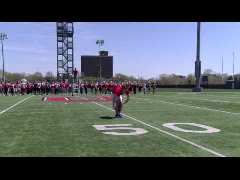 2016 Ohio State Drum Major Tryouts