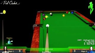 Pool Cueshot (PC Gameplay)