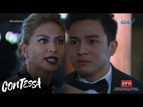 Contessa: A kiss of betrayal