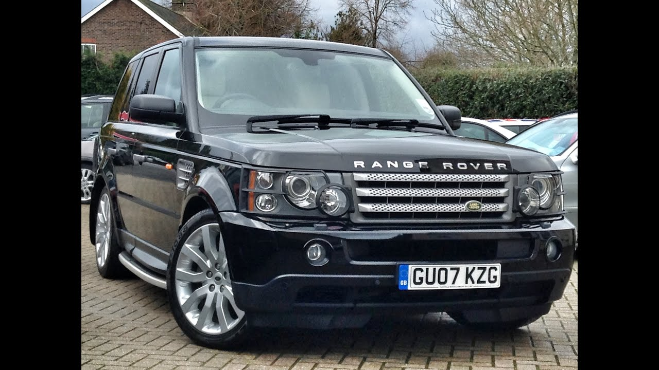 Land Rover Range Rover Sport 3 6 TDV8 HSE 5dr Auto SOLD BY CMC