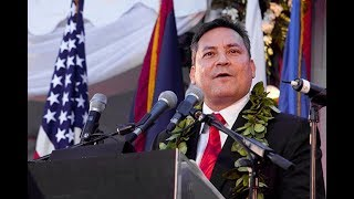 The State Of The Island Address By Governor Eddie Baza Calvo 2018