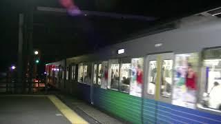 西武鉄道30103F 快速飯能行 西所沢発車