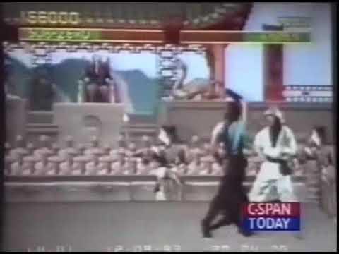 Supreme Mortal Kombat Arcade Machine Teaser Video - Finish Him! Arcade1up FW20 from TheHomelessTramp