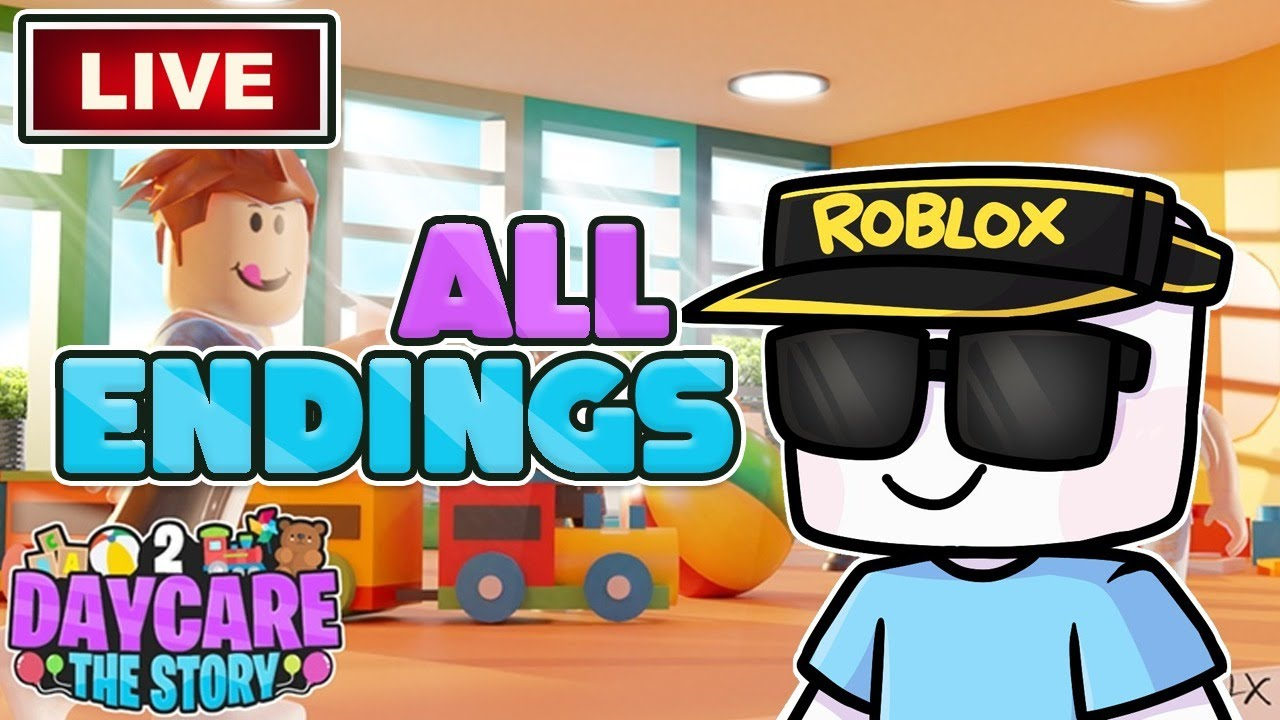 Roblox Daycare 2 Story Secret Ending All Endings Secrets Daycare 2 Release Roblox Youtube