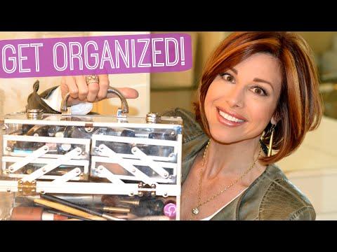 Makeup & Closet Organization Tips!