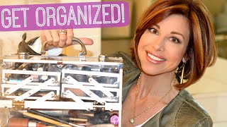 Makeup & Closet Organization Tips!