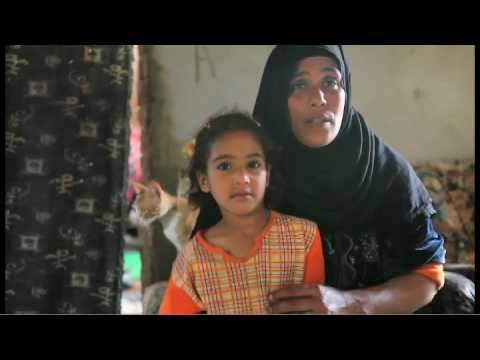 Slum Stories: Egypt - Ill and chased away